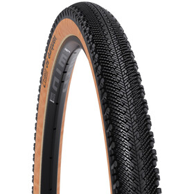 WTB Venture Pneu souple 700x50C Road TCS, black/tan